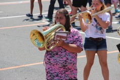 Tamaqua Raider Band Camp, Middle School Parking Lot, Tamaqua, 8-13-2015 (385)