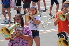 Tamaqua Raider Band Camp, Middle School Parking Lot, Tamaqua, 8-13-2015 (386)