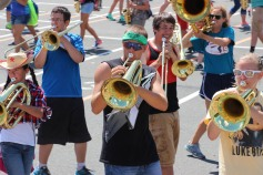 Tamaqua Raider Band Camp, Middle School Parking Lot, Tamaqua, 8-13-2015 (387)