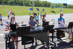 Tamaqua Raider Band Camp, Middle School Parking Lot, Tamaqua, 8-13-2015 (39)