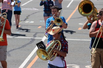 Tamaqua Raider Band Camp, Middle School Parking Lot, Tamaqua, 8-13-2015 (392)
