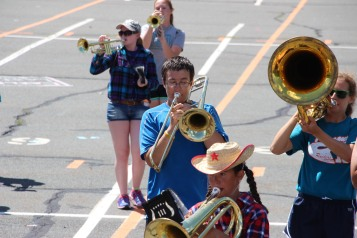 Tamaqua Raider Band Camp, Middle School Parking Lot, Tamaqua, 8-13-2015 (393)
