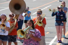 Tamaqua Raider Band Camp, Middle School Parking Lot, Tamaqua, 8-13-2015 (395)
