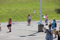 Tamaqua Raider Band Camp, Middle School Parking Lot, Tamaqua, 8-13-2015 (400)