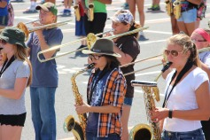 Tamaqua Raider Band Camp, Middle School Parking Lot, Tamaqua, 8-13-2015 (410)