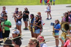 Tamaqua Raider Band Camp, Middle School Parking Lot, Tamaqua, 8-13-2015 (412)