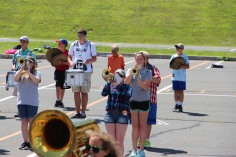Tamaqua Raider Band Camp, Middle School Parking Lot, Tamaqua, 8-13-2015 (422)