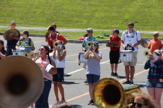 Tamaqua Raider Band Camp, Middle School Parking Lot, Tamaqua, 8-13-2015 (423)