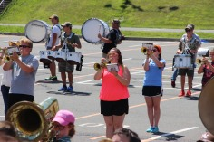 Tamaqua Raider Band Camp, Middle School Parking Lot, Tamaqua, 8-13-2015 (428)