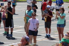 Tamaqua Raider Band Camp, Middle School Parking Lot, Tamaqua, 8-13-2015 (433)