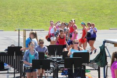 Tamaqua Raider Band Camp, Middle School Parking Lot, Tamaqua, 8-13-2015 (443)