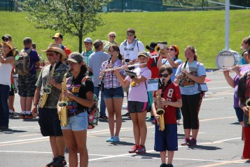 Tamaqua Raider Band Camp, Middle School Parking Lot, Tamaqua, 8-13-2015 (451)