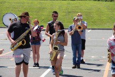 Tamaqua Raider Band Camp, Middle School Parking Lot, Tamaqua, 8-13-2015 (455)