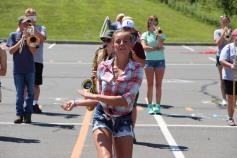 Tamaqua Raider Band Camp, Middle School Parking Lot, Tamaqua, 8-13-2015 (456)