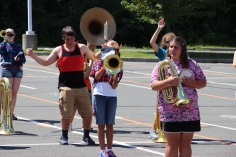 Tamaqua Raider Band Camp, Middle School Parking Lot, Tamaqua, 8-13-2015 (459)