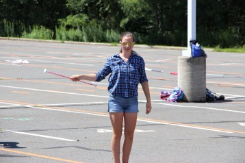 Tamaqua Raider Band Camp, Middle School Parking Lot, Tamaqua, 8-13-2015 (461)