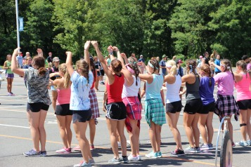 Tamaqua Raider Band Camp, Middle School Parking Lot, Tamaqua, 8-13-2015 (462)