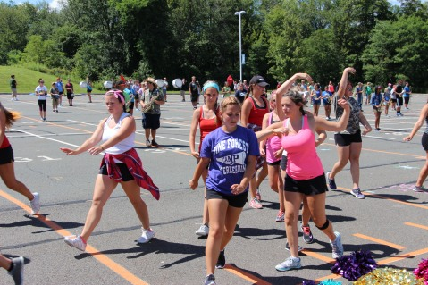 Tamaqua Raider Band Camp, Middle School Parking Lot, Tamaqua, 8-13-2015 (463)
