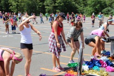 Tamaqua Raider Band Camp, Middle School Parking Lot, Tamaqua, 8-13-2015 (465)