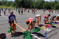Tamaqua Raider Band Camp, Middle School Parking Lot, Tamaqua, 8-13-2015 (466)