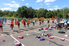 Tamaqua Raider Band Camp, Middle School Parking Lot, Tamaqua, 8-13-2015 (467)