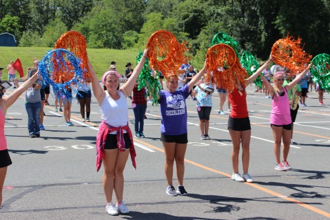 Tamaqua Raider Band Camp, Middle School Parking Lot, Tamaqua, 8-13-2015 (471)