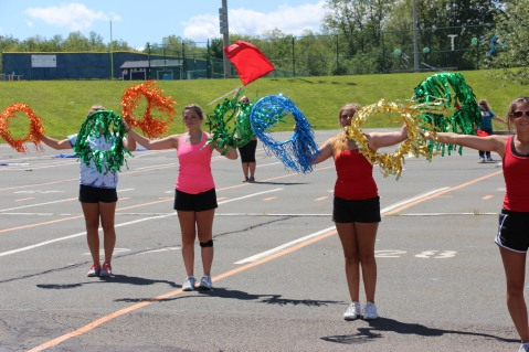 Tamaqua Raider Band Camp, Middle School Parking Lot, Tamaqua, 8-13-2015 (474)