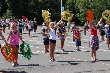 Tamaqua Raider Band Camp, Middle School Parking Lot, Tamaqua, 8-13-2015 (483)