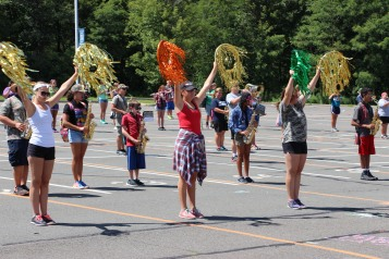 Tamaqua Raider Band Camp, Middle School Parking Lot, Tamaqua, 8-13-2015 (484)