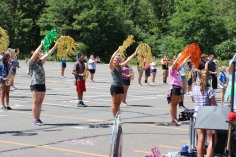 Tamaqua Raider Band Camp, Middle School Parking Lot, Tamaqua, 8-13-2015 (486)