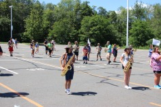 Tamaqua Raider Band Camp, Middle School Parking Lot, Tamaqua, 8-13-2015 (49)