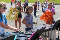Tamaqua Raider Band Camp, Middle School Parking Lot, Tamaqua, 8-13-2015 (490)