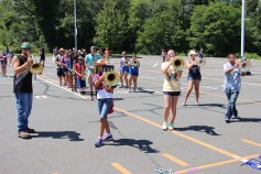 Tamaqua Raider Band Camp, Middle School Parking Lot, Tamaqua, 8-13-2015 (52)