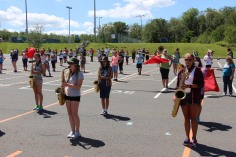Tamaqua Raider Band Camp, Middle School Parking Lot, Tamaqua, 8-13-2015 (54)