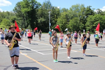 Tamaqua Raider Band Camp, Middle School Parking Lot, Tamaqua, 8-13-2015 (57)