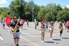 Tamaqua Raider Band Camp, Middle School Parking Lot, Tamaqua, 8-13-2015 (60)