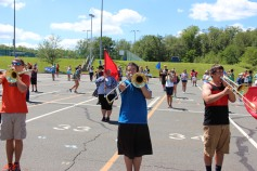 Tamaqua Raider Band Camp, Middle School Parking Lot, Tamaqua, 8-13-2015 (61)
