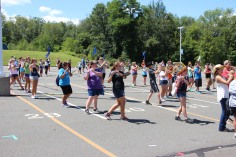 Tamaqua Raider Band Camp, Middle School Parking Lot, Tamaqua, 8-13-2015 (64)
