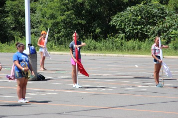 Tamaqua Raider Band Camp, Middle School Parking Lot, Tamaqua, 8-13-2015 (68)