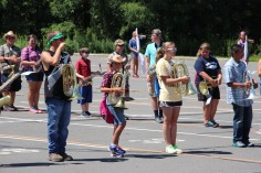 Tamaqua Raider Band Camp, Middle School Parking Lot, Tamaqua, 8-13-2015 (70)