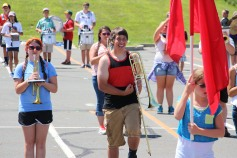 Tamaqua Raider Band Camp, Middle School Parking Lot, Tamaqua, 8-13-2015 (74)