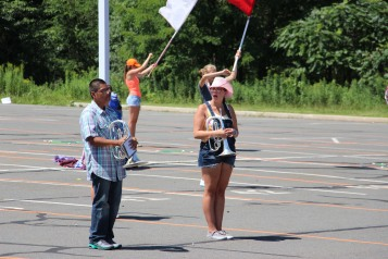 Tamaqua Raider Band Camp, Middle School Parking Lot, Tamaqua, 8-13-2015 (79)