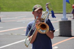 Tamaqua Raider Band Camp, Middle School Parking Lot, Tamaqua, 8-13-2015 (82)