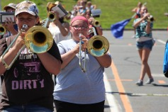 Tamaqua Raider Band Camp, Middle School Parking Lot, Tamaqua, 8-13-2015 (84)