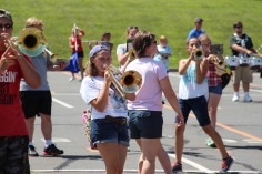 Tamaqua Raider Band Camp, Middle School Parking Lot, Tamaqua, 8-13-2015 (86)