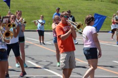 Tamaqua Raider Band Camp, Middle School Parking Lot, Tamaqua, 8-13-2015 (87)