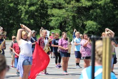 Tamaqua Raider Band Camp, Middle School Parking Lot, Tamaqua, 8-13-2015 (95)