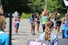 Tamaqua Raider Band Camp, Middle School Parking Lot, Tamaqua, 8-13-2015 (96)