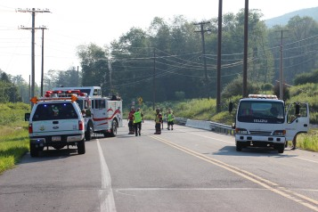 Two Vehicle Accident, S Turn, SR54, Nesquehoning, 8-17-2015 (103)