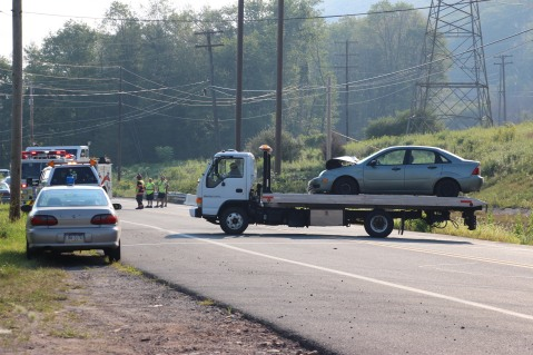 Two Vehicle Accident, S Turn, SR54, Nesquehoning, 8-17-2015 (104)